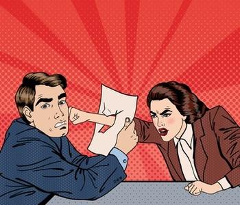 Gérer un conflit avec un employé